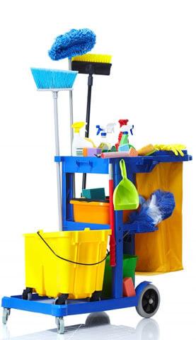 оборудование для генеральной уборки